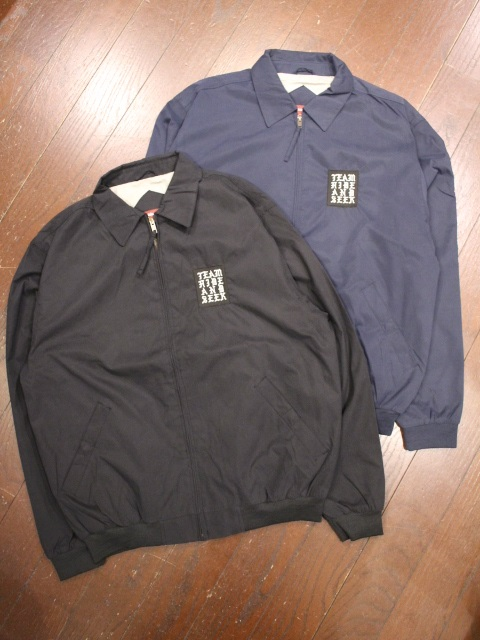 HIDEANDSEEK 「TEAM H&S Zip Jacket」 ジップアップジャケット