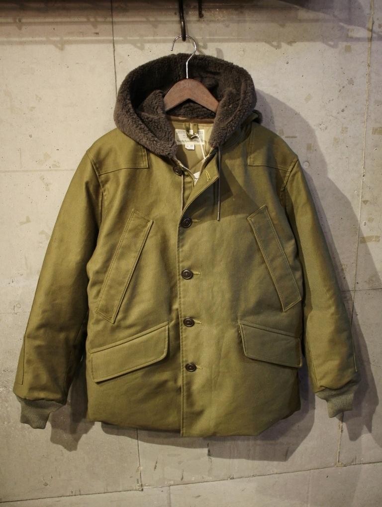 TROPHY CLOTHING  「B-9 TR.mfg」  B-9ジャケット