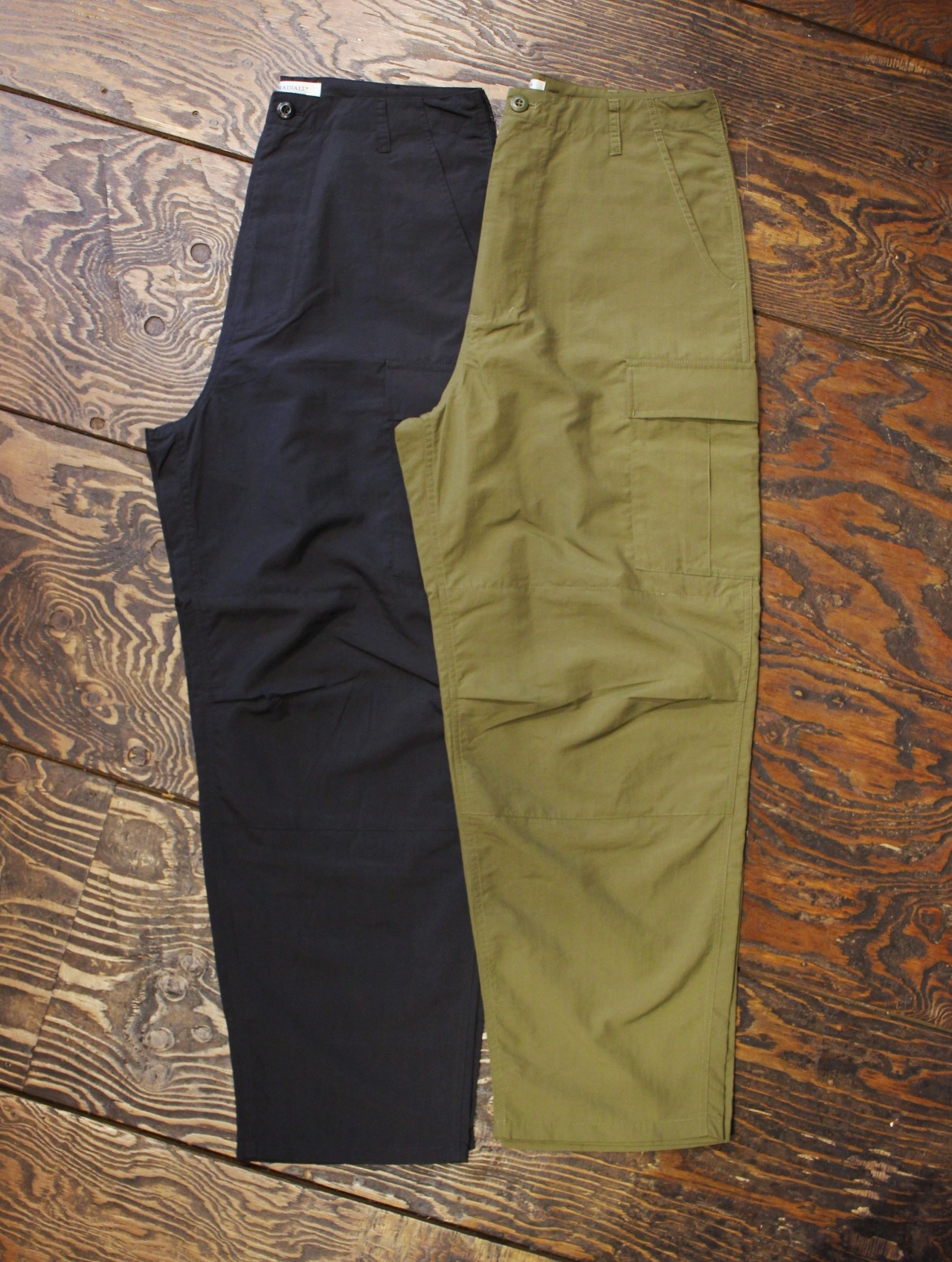 RADIALL    「YOSEMITE - WIDE FIT CARGO PANTS」 カーゴパンツ