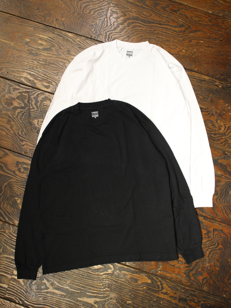 COOTIE × MINE  「 Duct Tape Pack L/S Tee 」 ロングスリーブティーシャツ