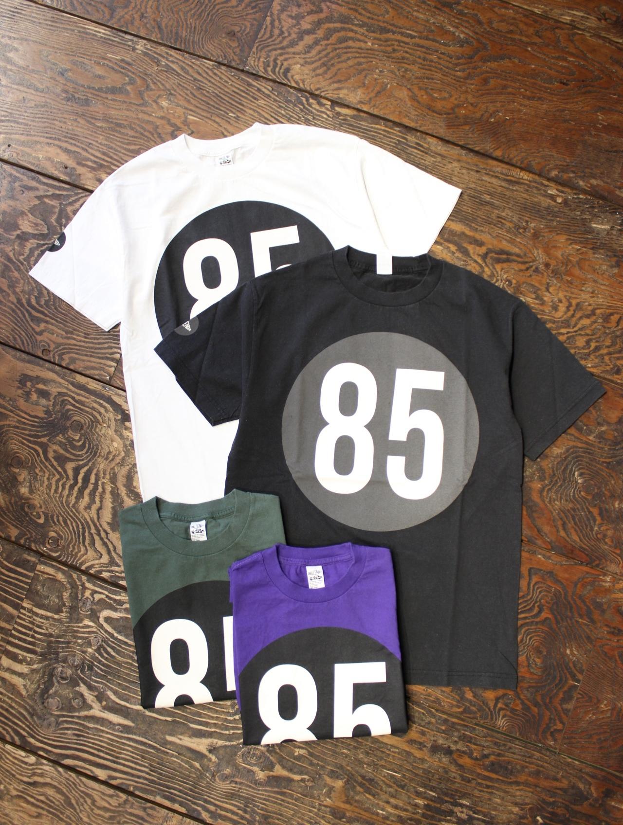 CHALLENGER  「85 BALL TEE」 プリントティーシャツ