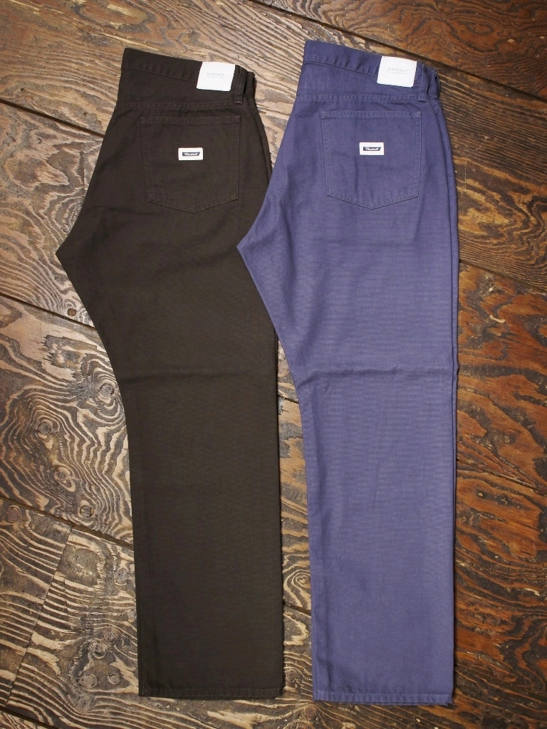 RADIALL   「STEP SIDE - STRAIGHT FIT PANTS 」 ワークパンツ
