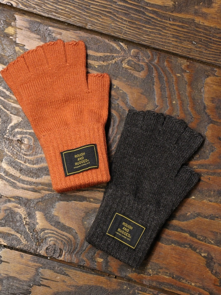ROUGH AND RUGGED   「BEAR」  ニットグローブ