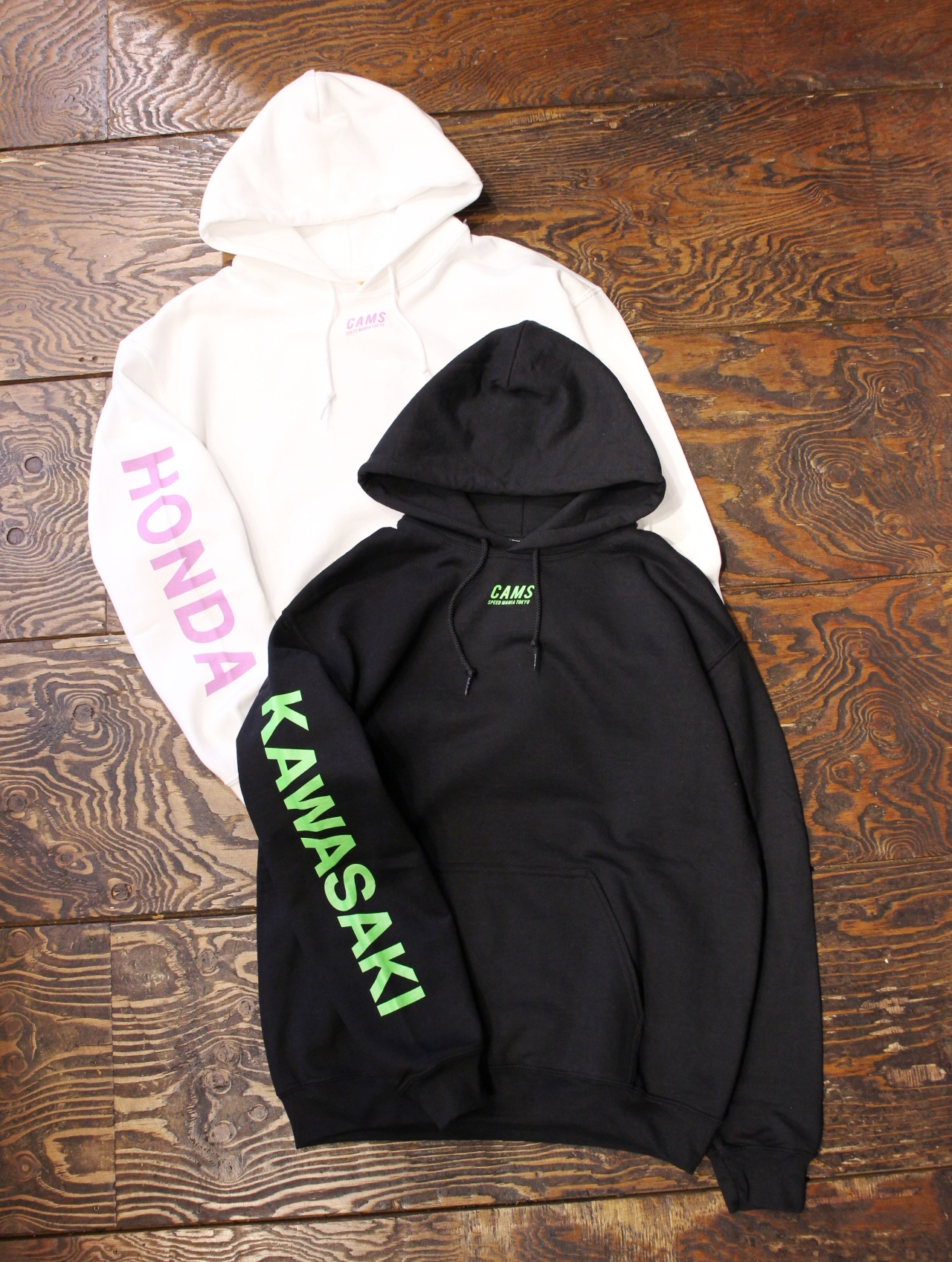 CHALLENGER × SAM'S   「 CAMS LOGO HOODIE 」 パーカー