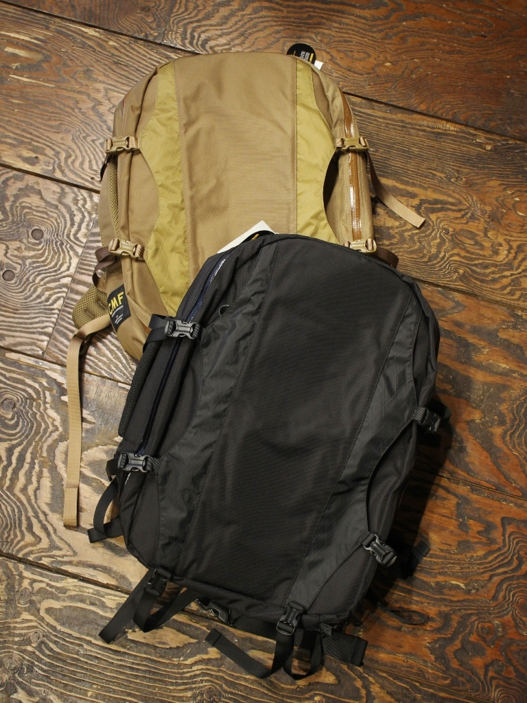 COMFY OUTDOOR GARMENT   「JAM BACKPACK」 バックパック