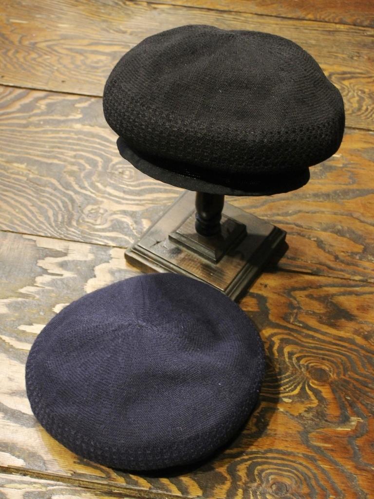 TROPHY CLOTHING  「Russel Basque」  ベレー帽