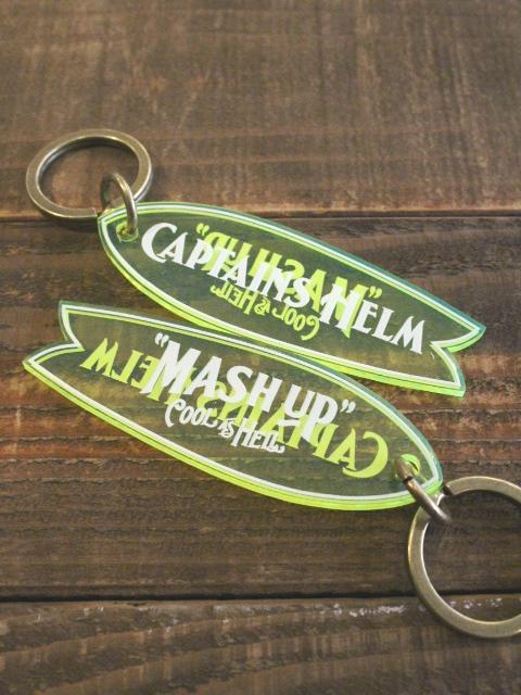 CAPTAINS HELM x MASHUP 「#FISH KEY TAG」 キータグ