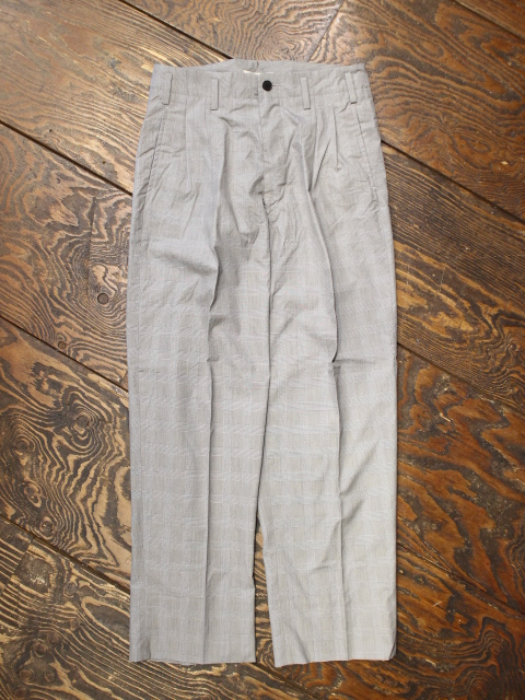 RADIALL    「INNER CITY - WIDE FIT TROUSERS 」 トラウザーズ