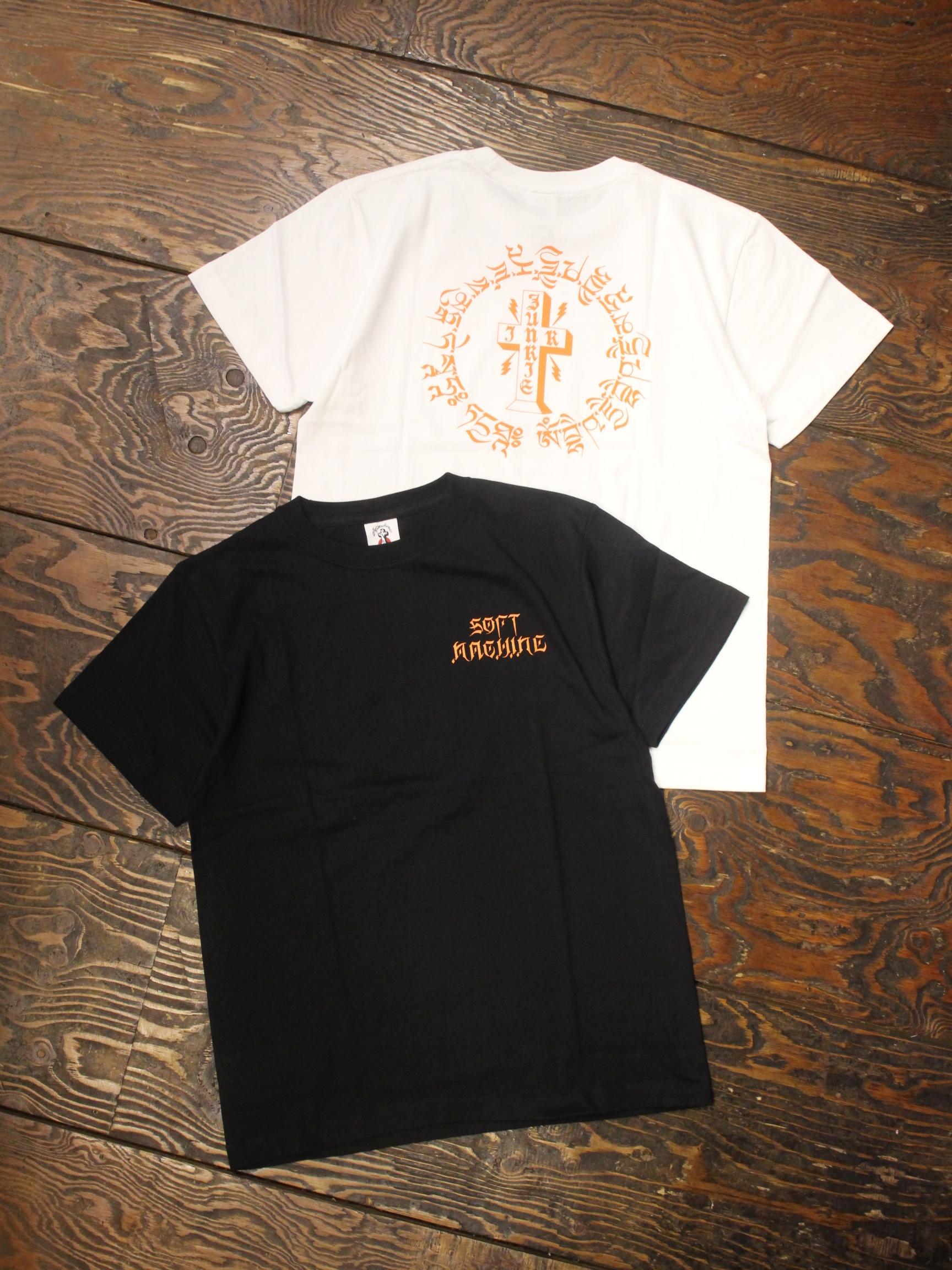 SOFTMACHINE  「OTHER WORLD - T」 プリントティーシャツ