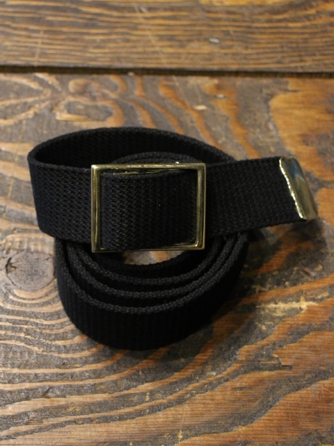 TROPHY CLOTHING  「CPO Brass Buckle Belt」  ミリタリーベルト