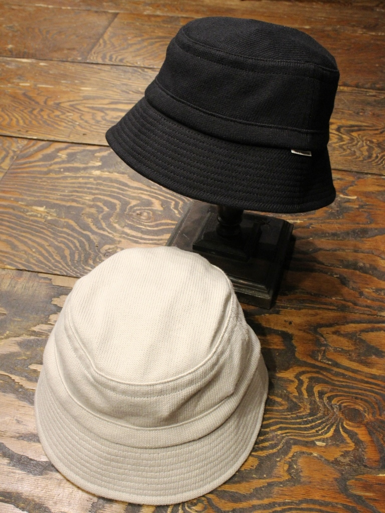 COOTIE   「 Knit Bucket Hat 」  バケットハット