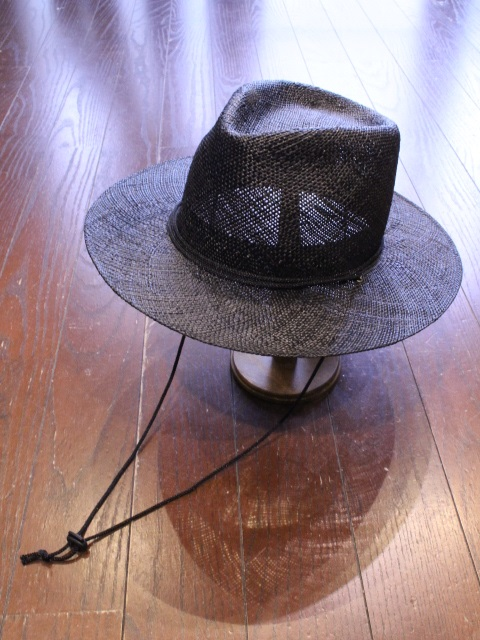 CAPTAINS HELM   「#SUMMER OUTDOOR HAT」  ストローハット