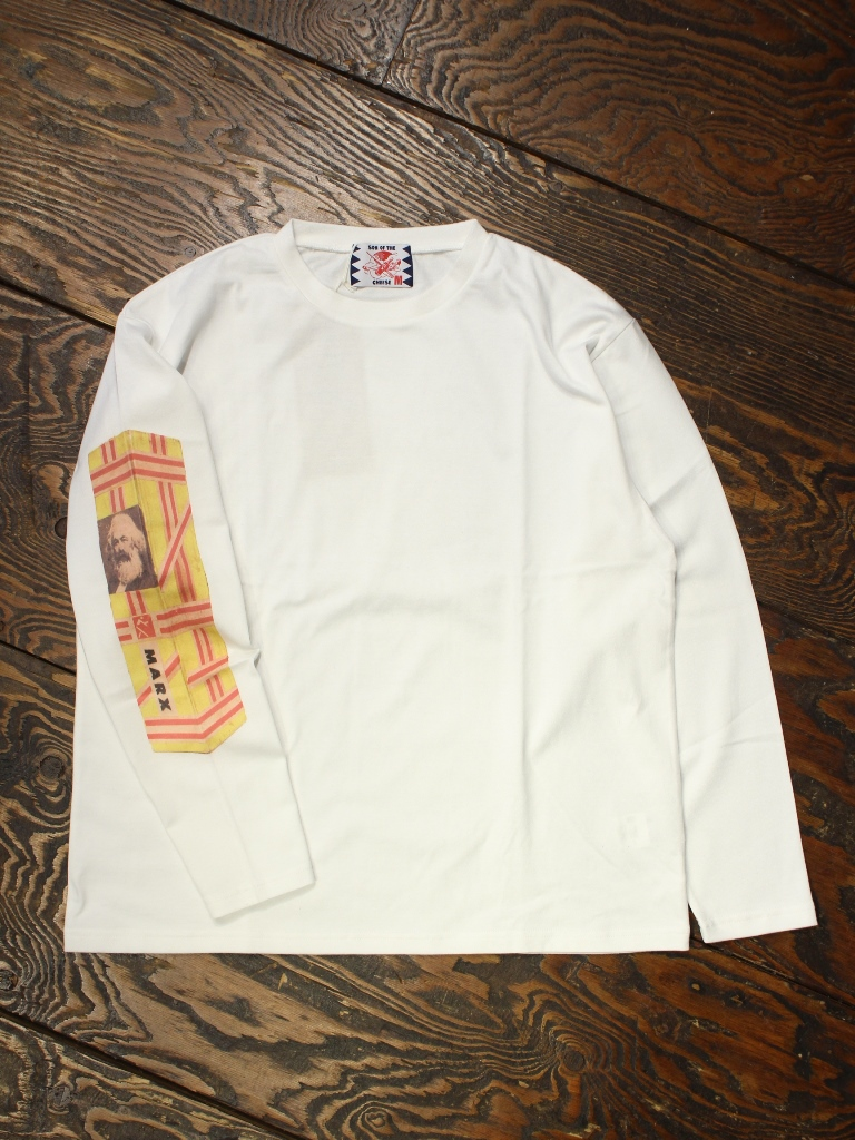 SON OF THE CHEESE  「 SOCIAL TEE 」 プリントロンティー