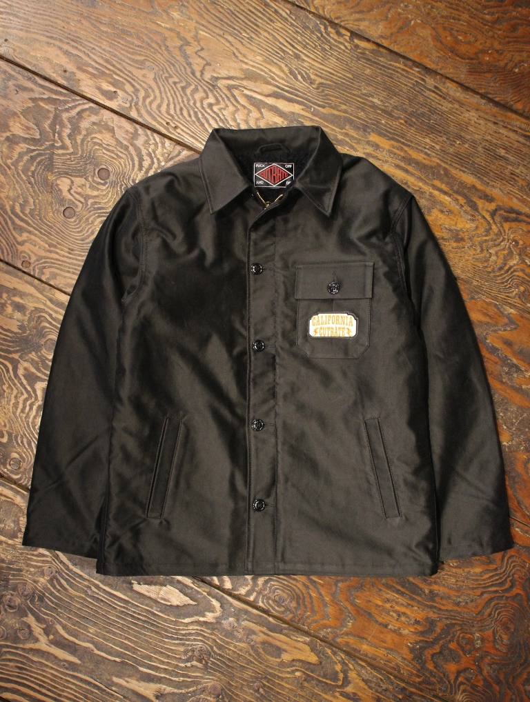 CUT RATE   「A-2 DECK JACKET」  A-2 タイプデッキジャケット