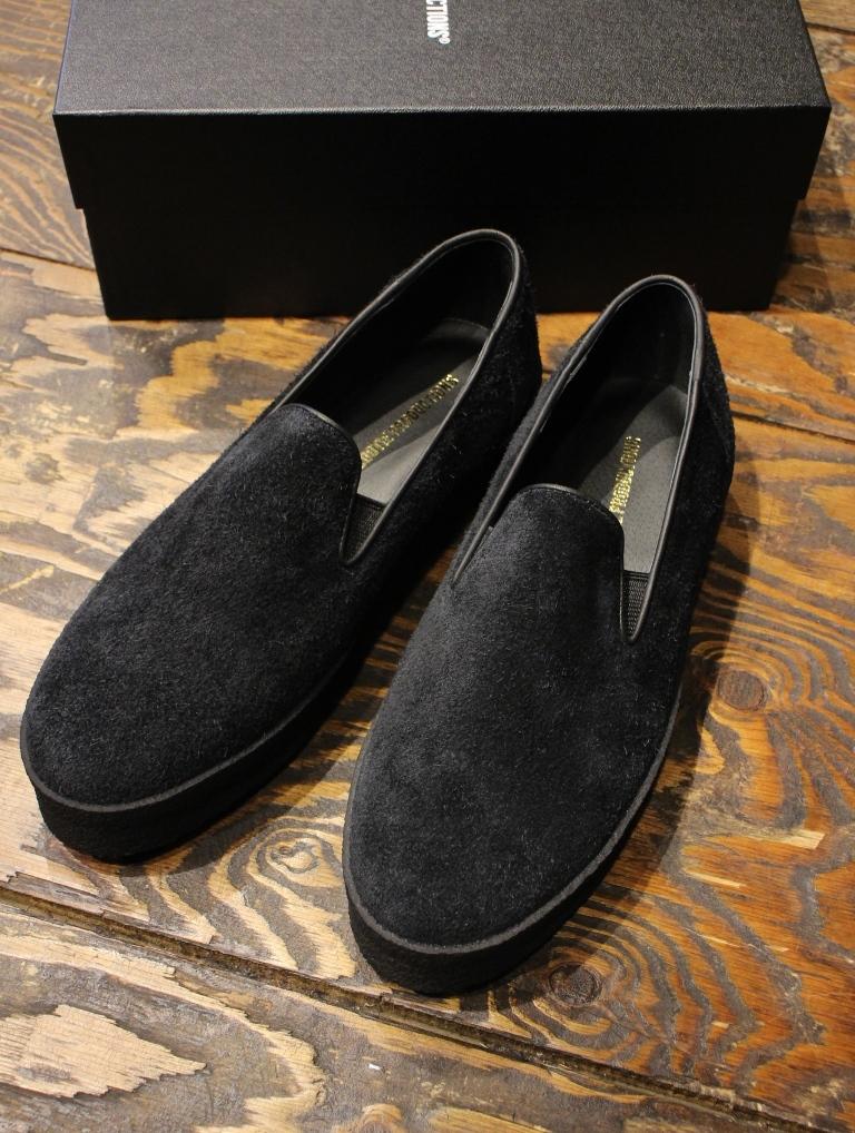 COOTIE  「Raza Shoes」 スウェードスリッポン