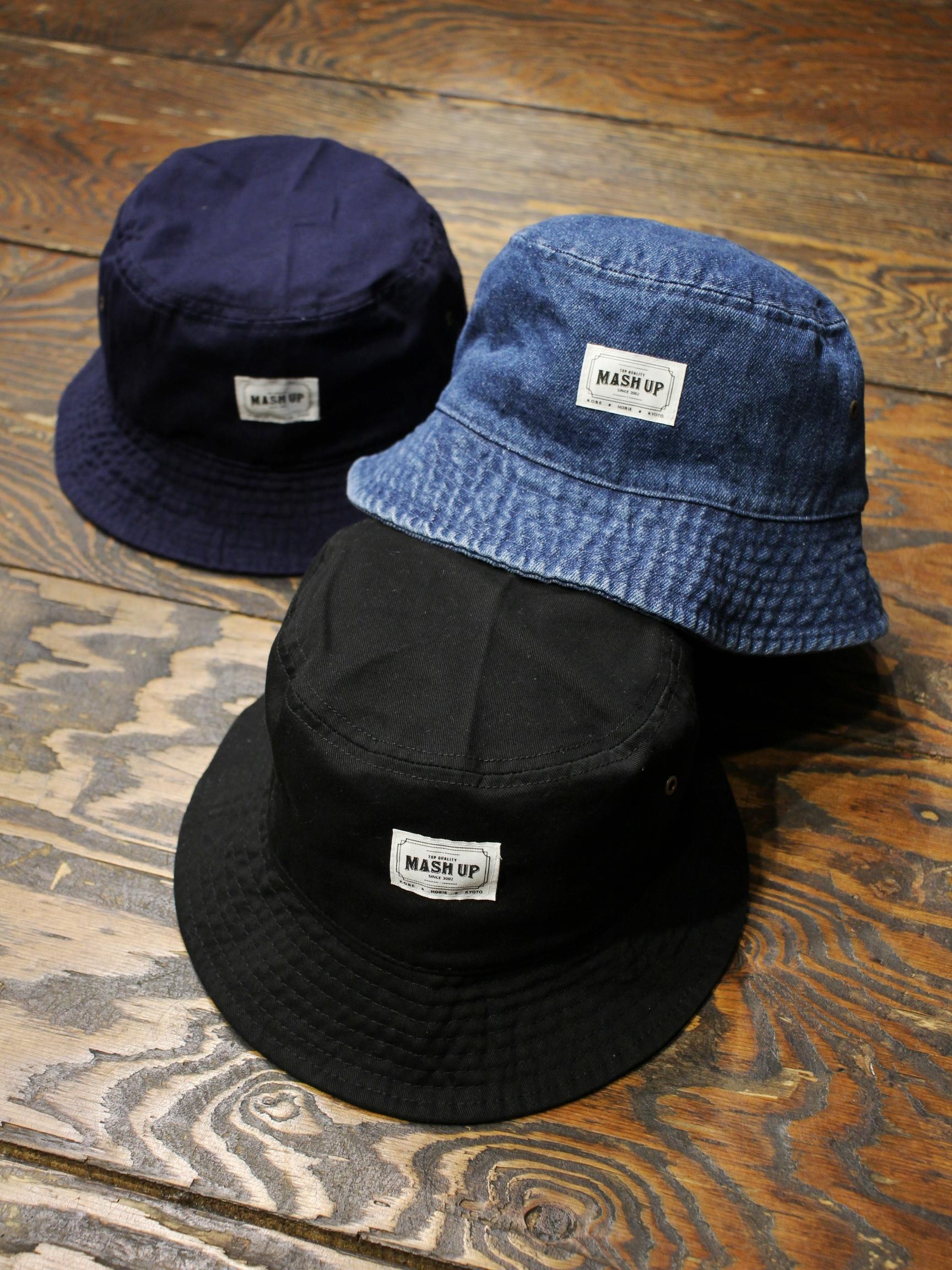 MASH UP  「BUCKET HAT」 バケットハット