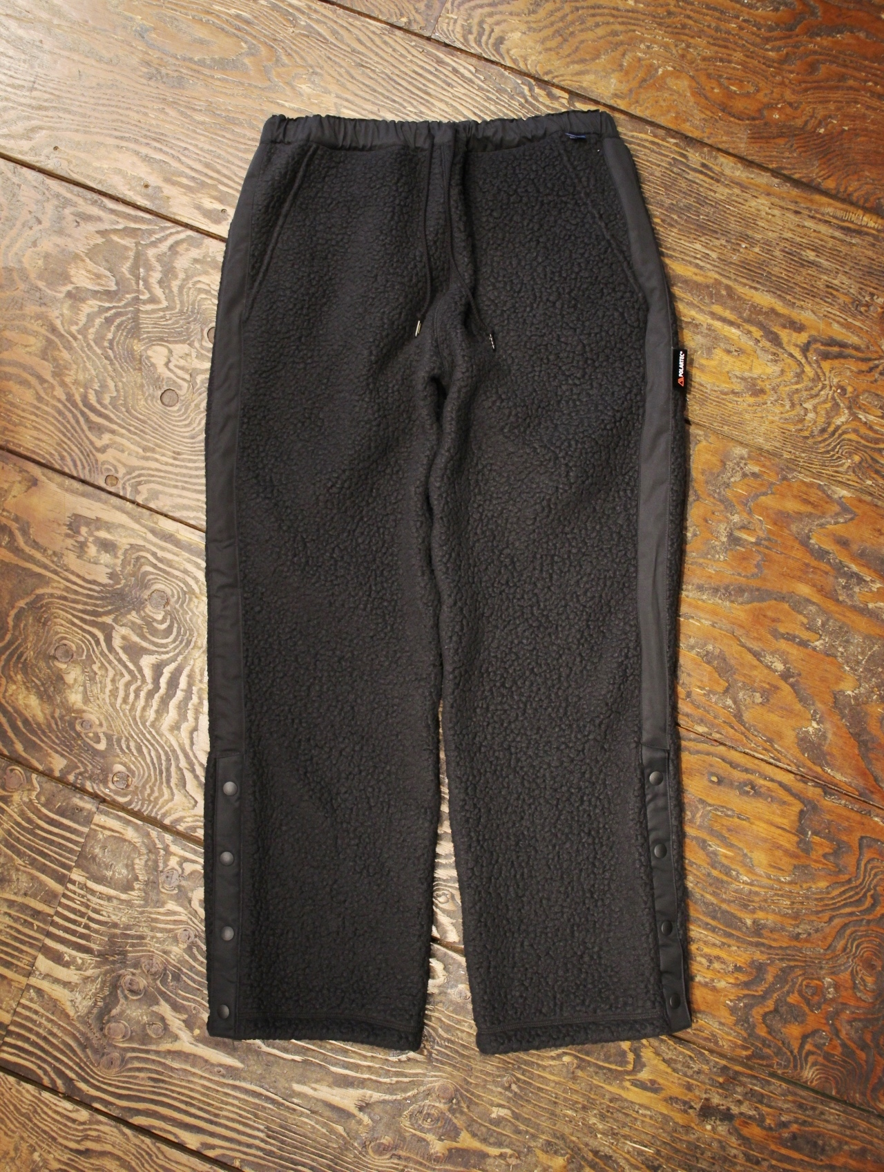 RADIALL   「SMOKEY CAMPER - FLEECE TRACK PANTS」  フリース トラックパンツ