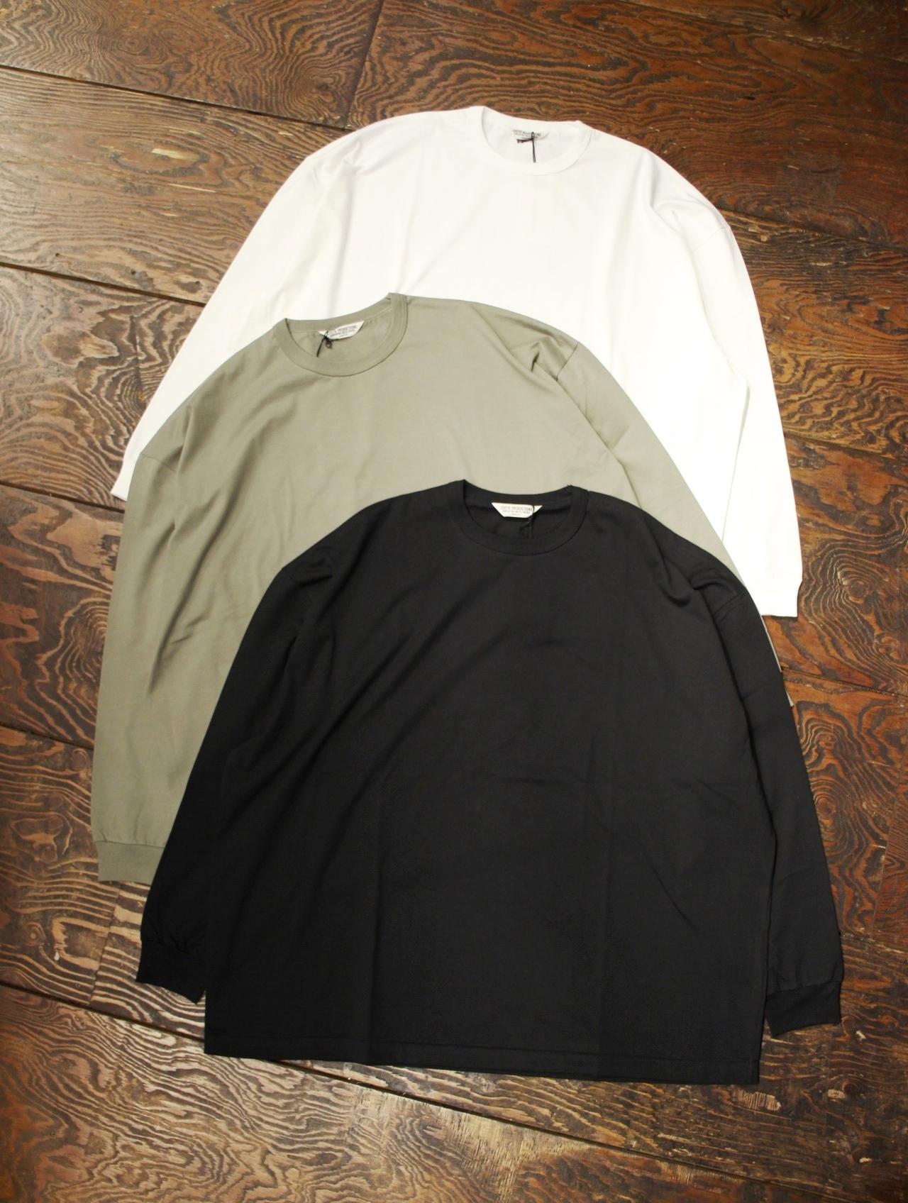 COOTIE  「Supima Cotton Oversized L/S Tee」 オーバーサイズ ロンティー