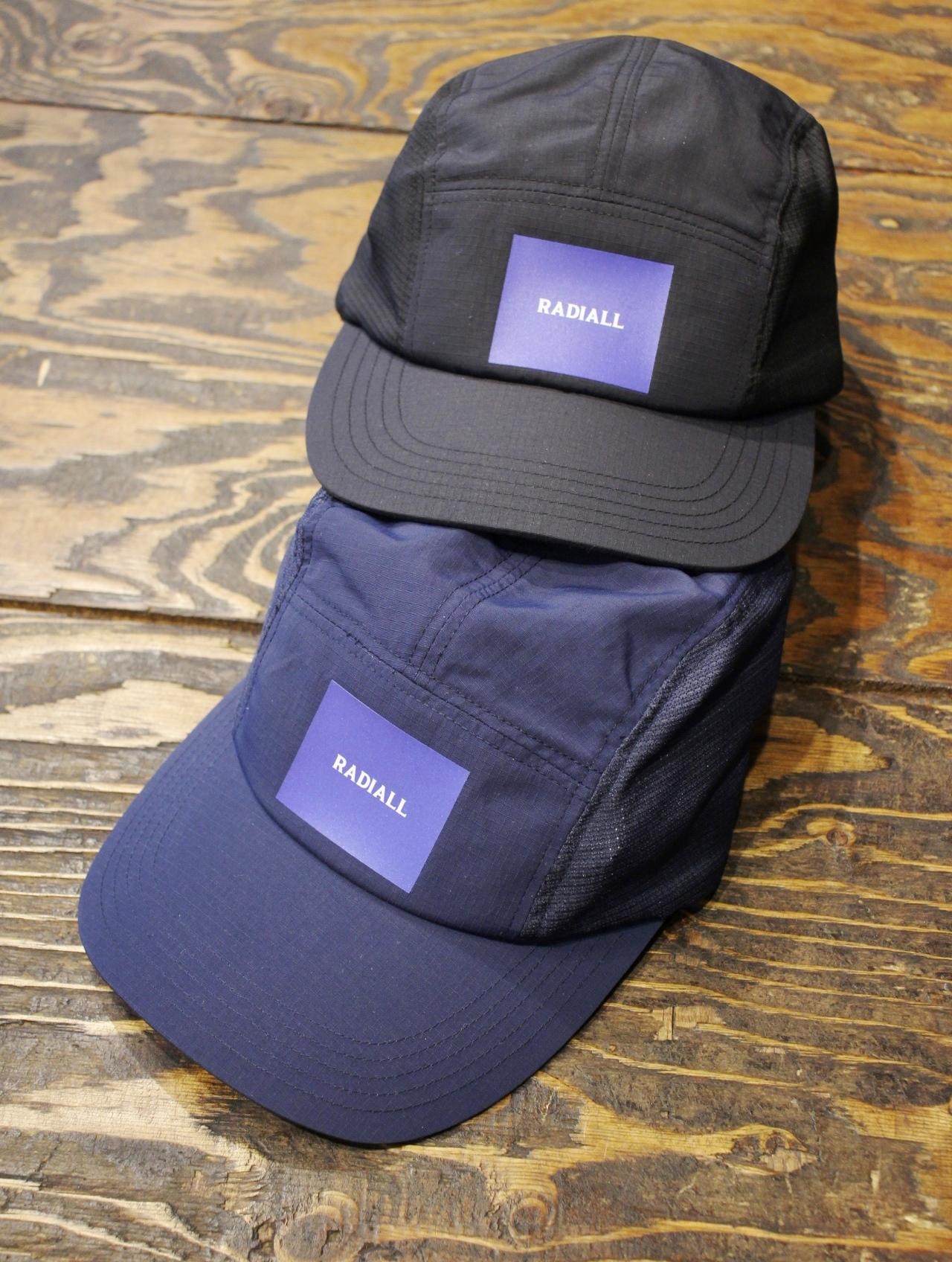 RADIALL  「YOSEMITE - CAMP CAP」 キャンプキャップ