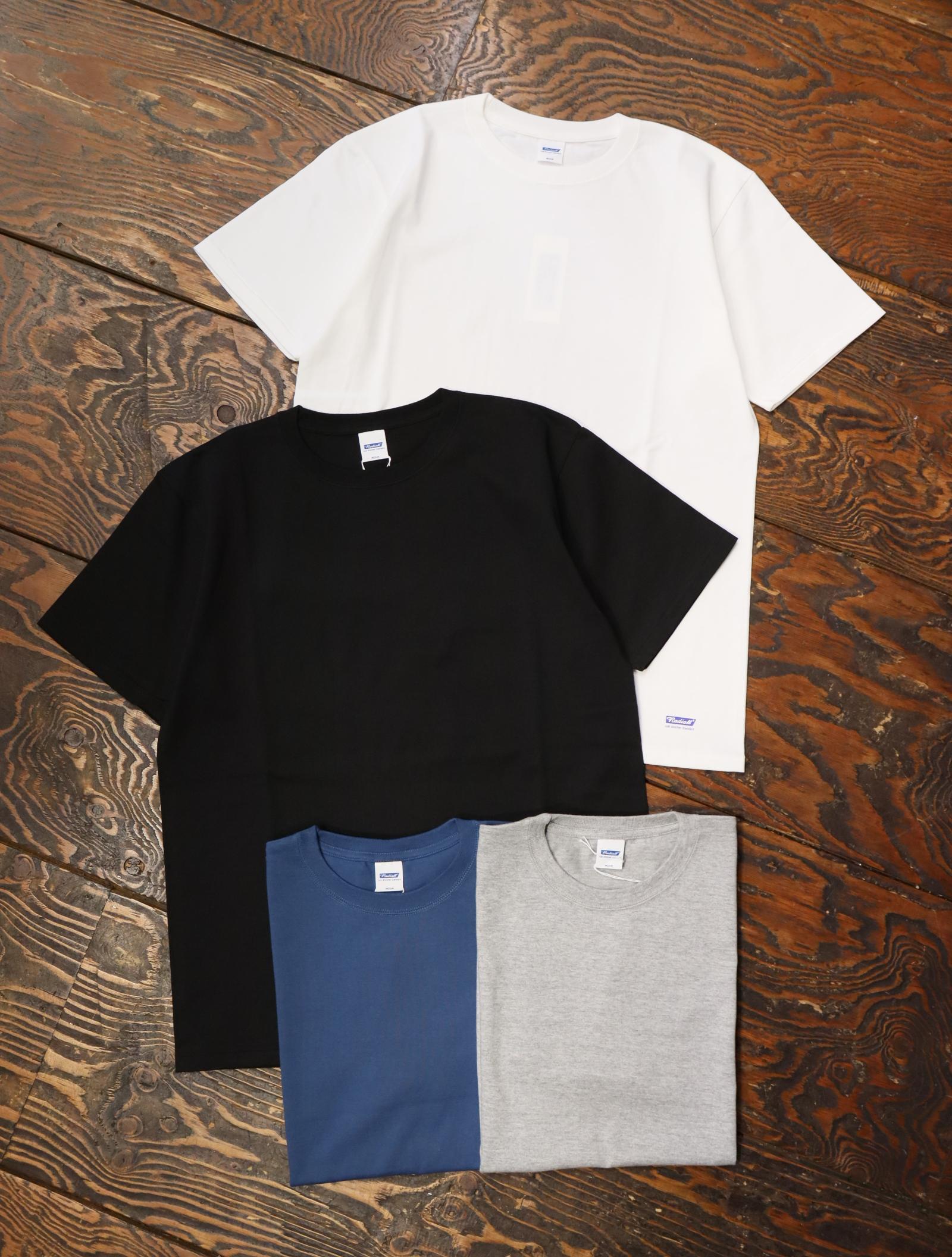 RADIALL  「BASIC - CREW NECK T-SHIRT S/S」  クルーネックティーシャツ