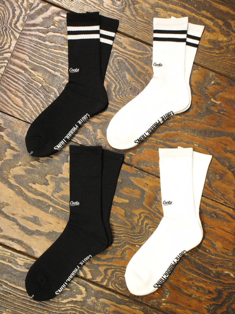 COOTIE   「 Raza Middle Socks 」  ソックス