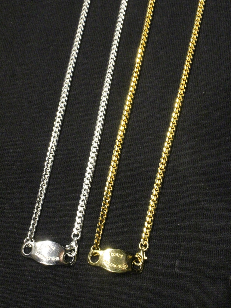 COOTIE   「 Raza Necklace 」 SILVER925製 ネックレス