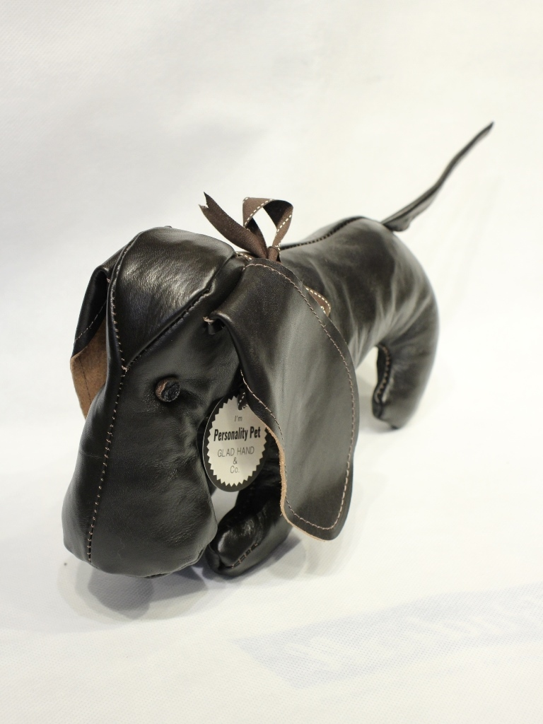 THE REAL McCOY'S × GLAD HAND    「PERSONALITY PET」  オリジナルレザードール
