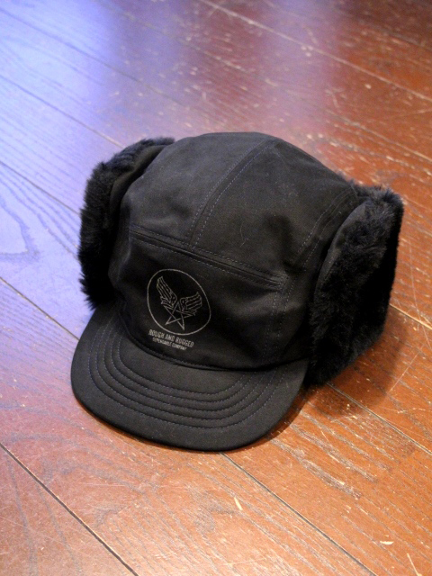 ROUGH AND RUGGED  「HOSS」  デッキキャップ