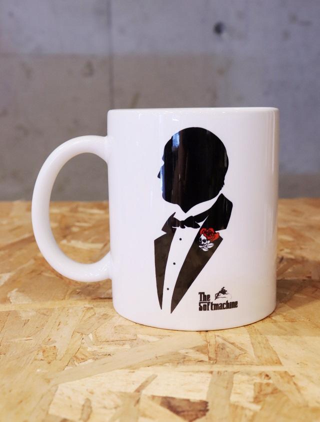 SOFTMACHINE  「CORLEONE MUG」 マグカップ
