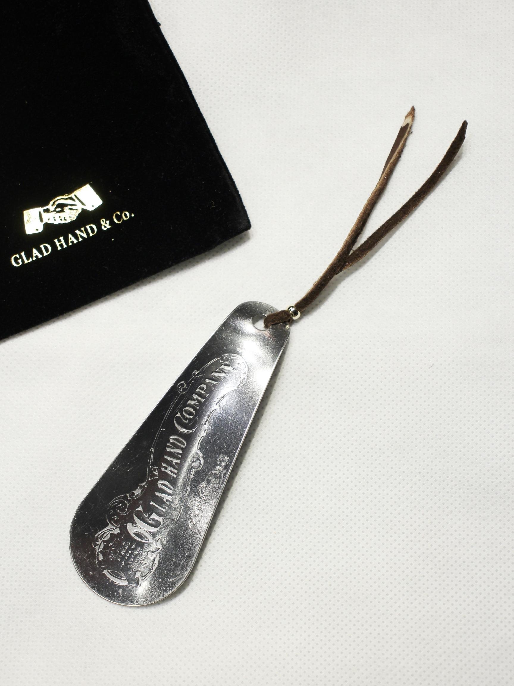GLAD HAND  「GH - SHOE HORN」  シューホーンキーホルダー