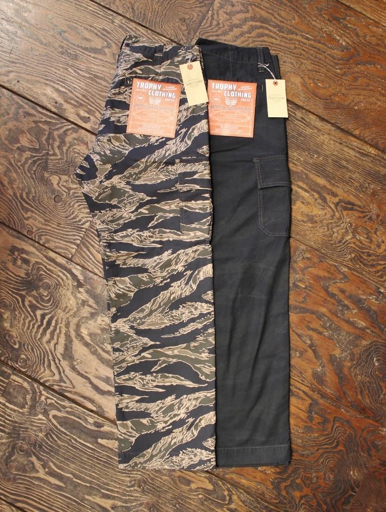 TROPHY CLOTHING  「Tigerstripe fatigue Pants」  ファティーグパンツ