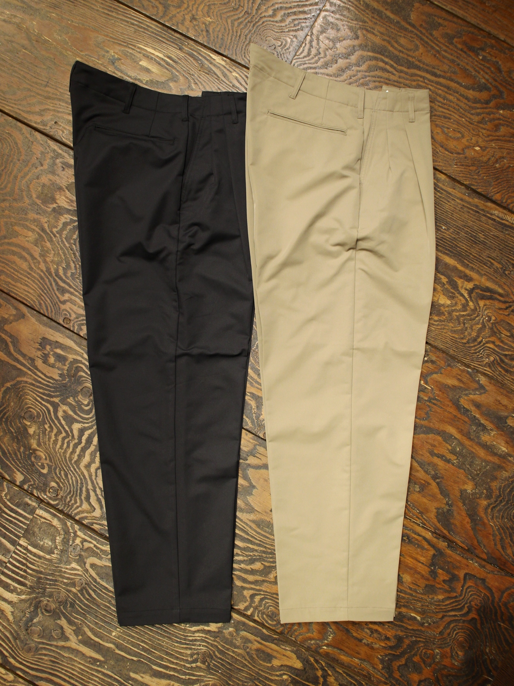 RADIALL    「RUM - WIDE FIT TROUSERS 」 トラウザーズ