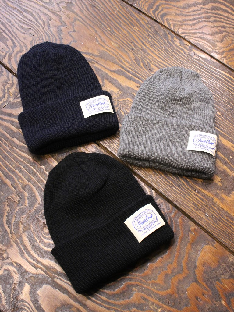 PORKCHOP GARAGE SUPPLY  「KNIT CAP」  ニットキャップ