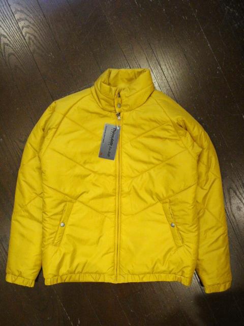 HIDEANDSEEK 「Nylon Quilted JKT」 キルティングジャケット