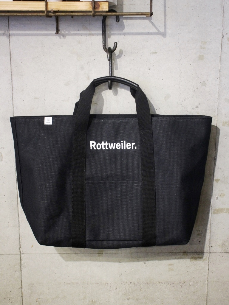 ROTTWEILER   「Canvas Tote Bag Large  」  トートバッグ