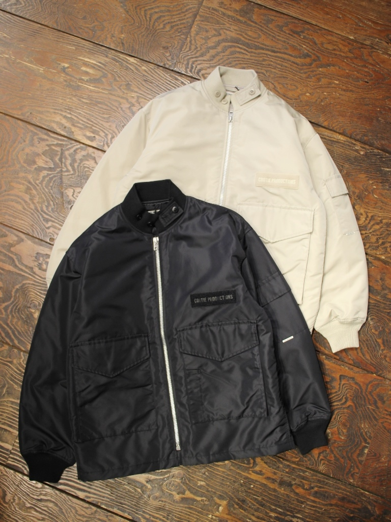 COOTIE  「 Nylon WEP Jacket 」 ナイロンジャケット