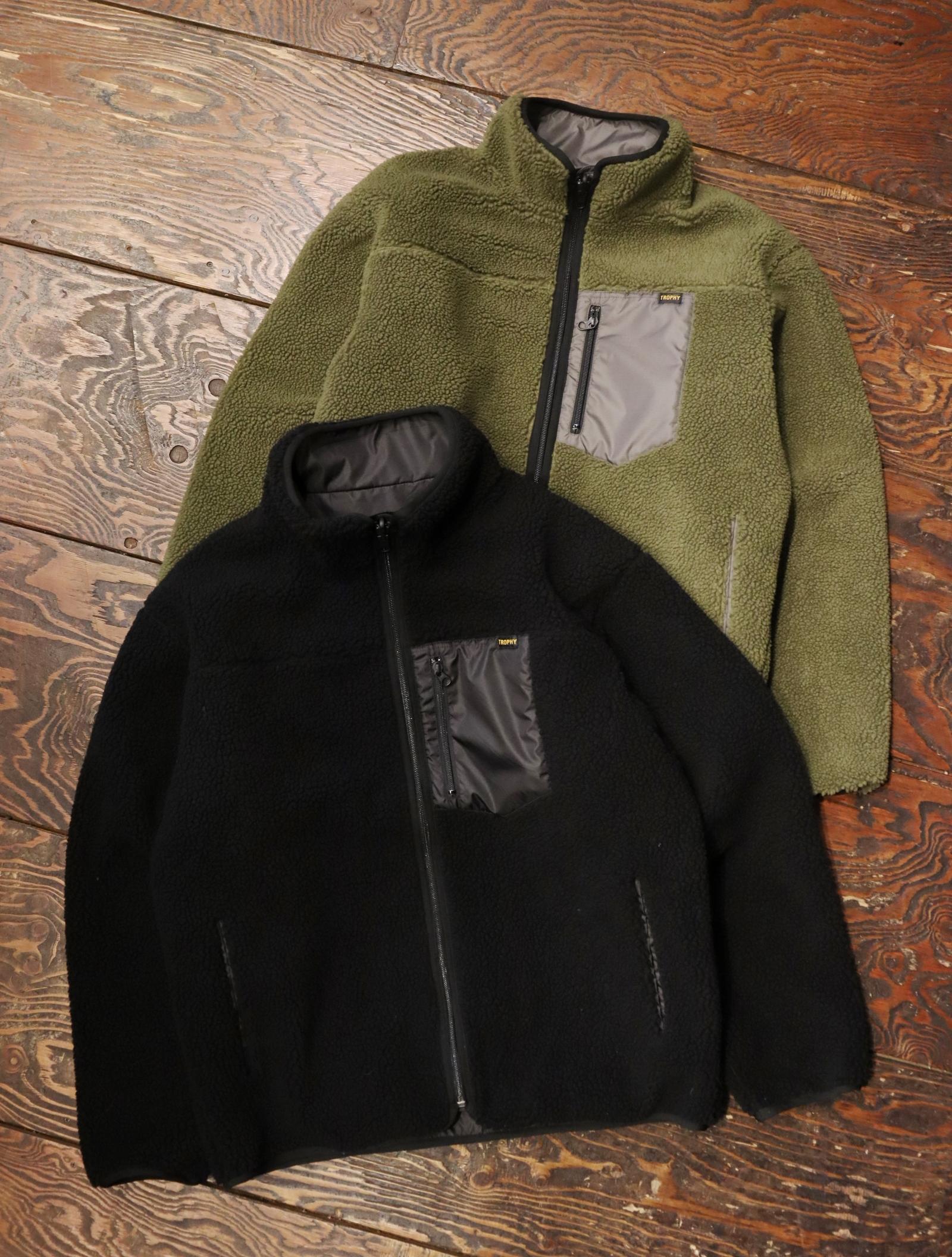 TROPHY CLOTHING  「2 Face Mountain Jacket」  リバーシブルマウンテンジャケット