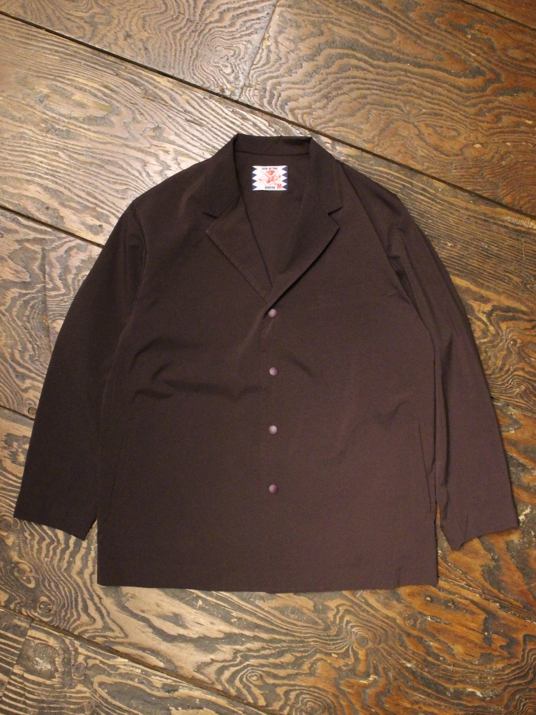 SON OF THE CHEESE  「 LOOSE JKT 」 テーラードジャケット