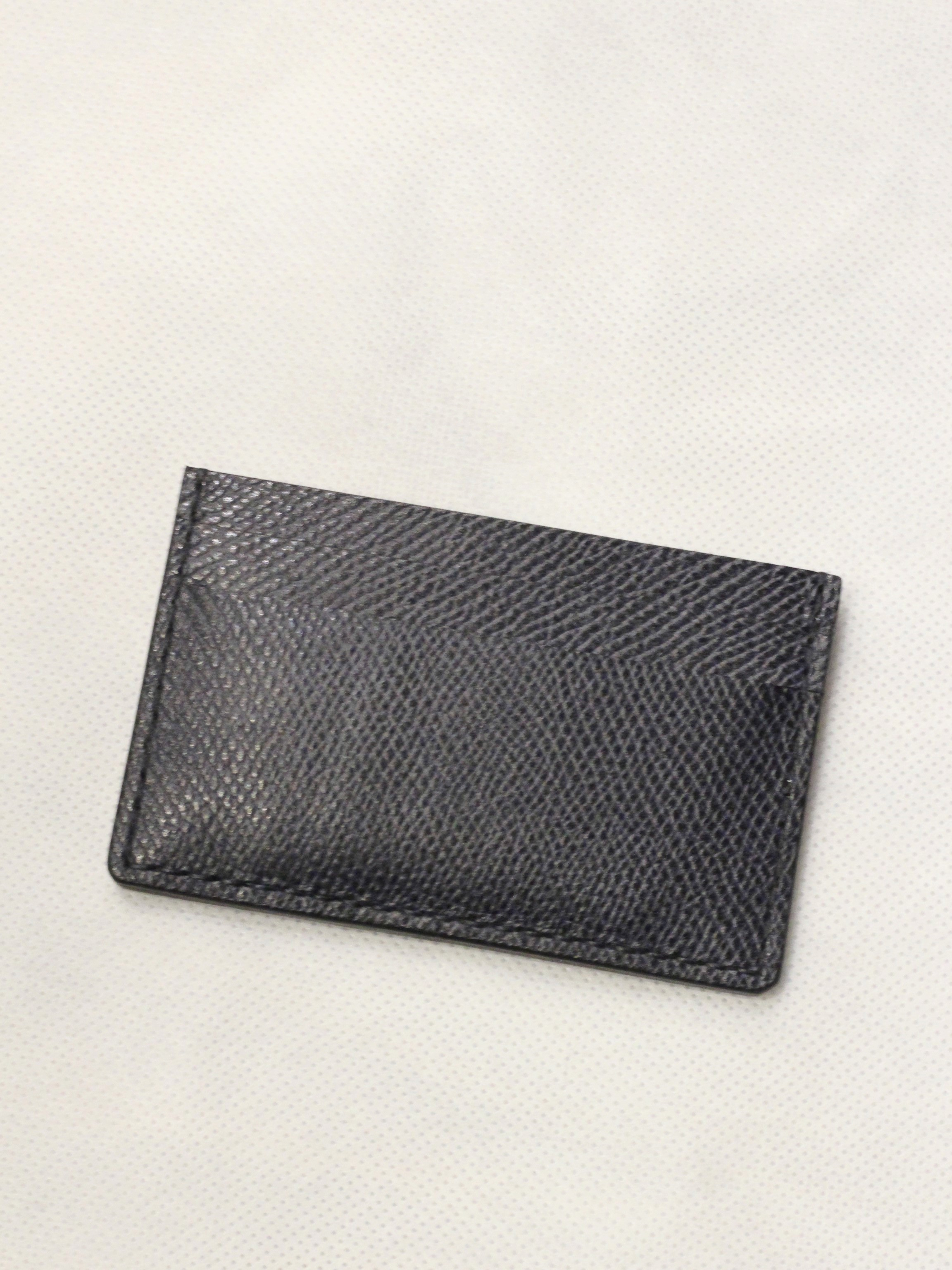DEXTER   「Leather Card Case」 レザーカードケース