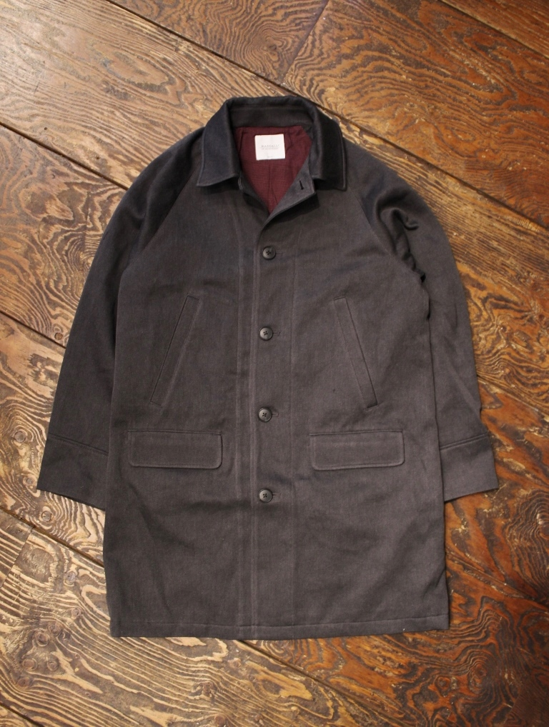 RADIALL   「MONTE CARLO - SHOP COAT」   ショップコート