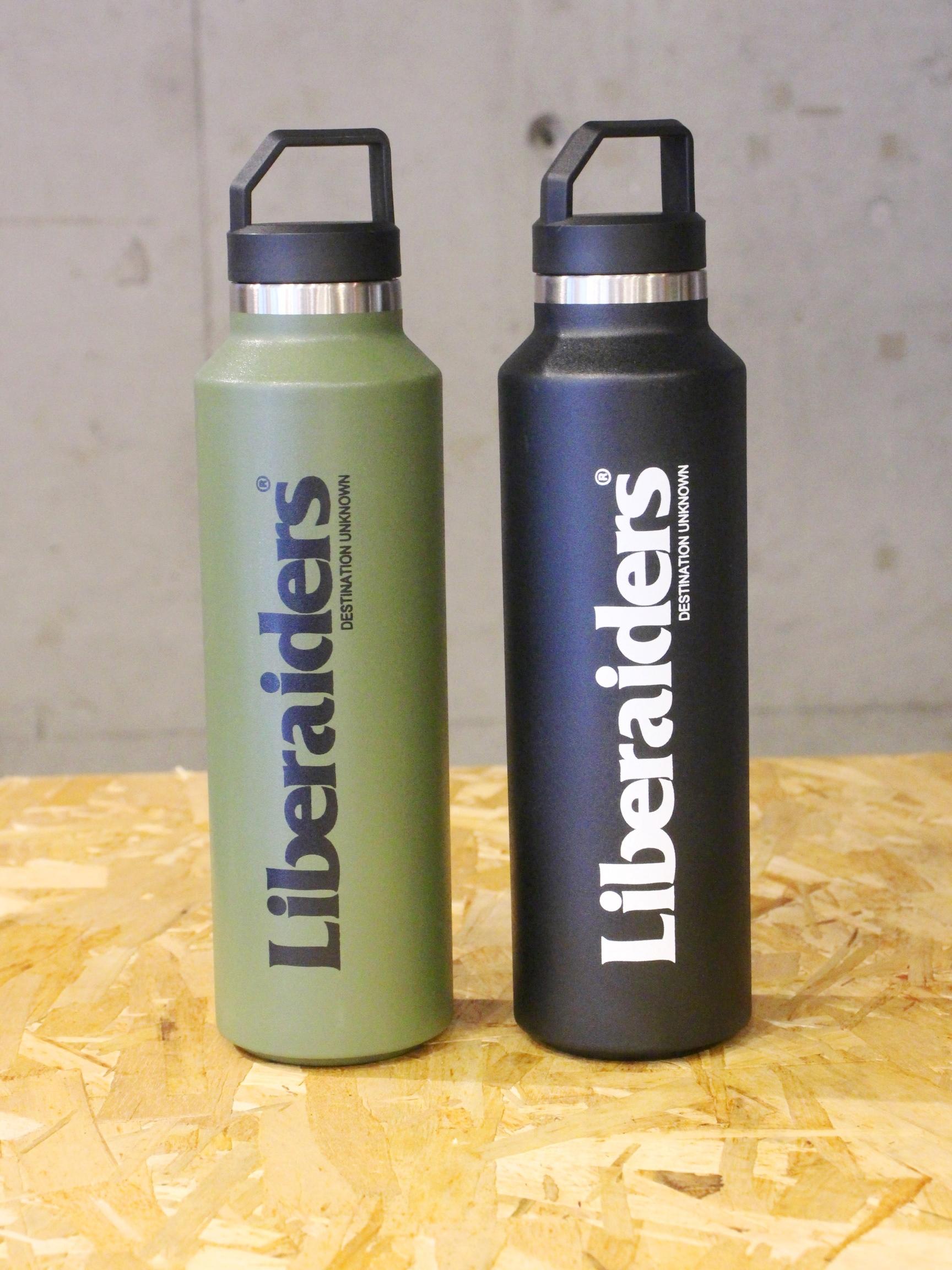 Liberaiders  「 LIBERAIDERS THERMO BOTTLE 」  ステンレス サーモボトル