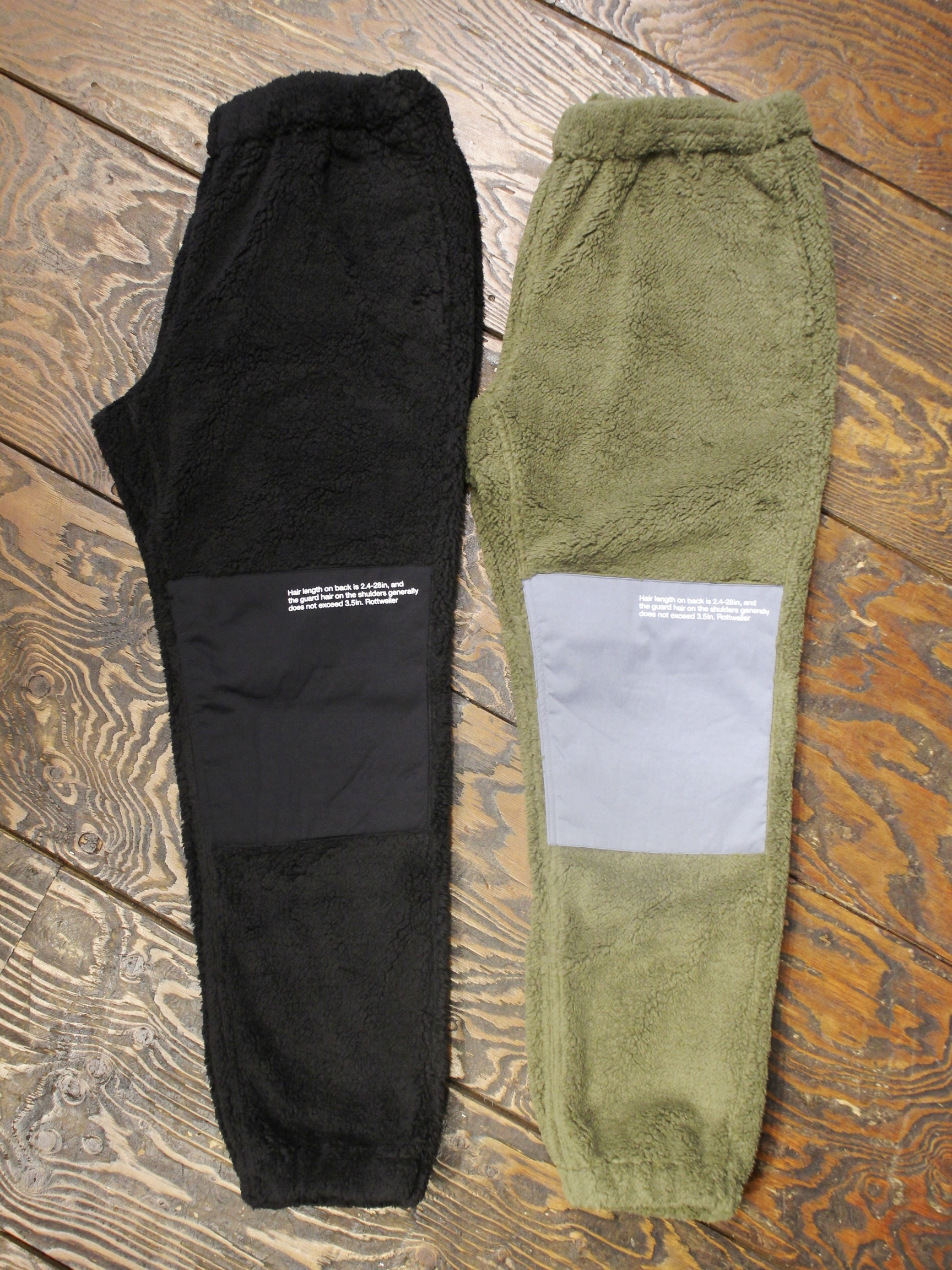 ROTTWEILER  「 Fleece Pants 」   フリースパンツ