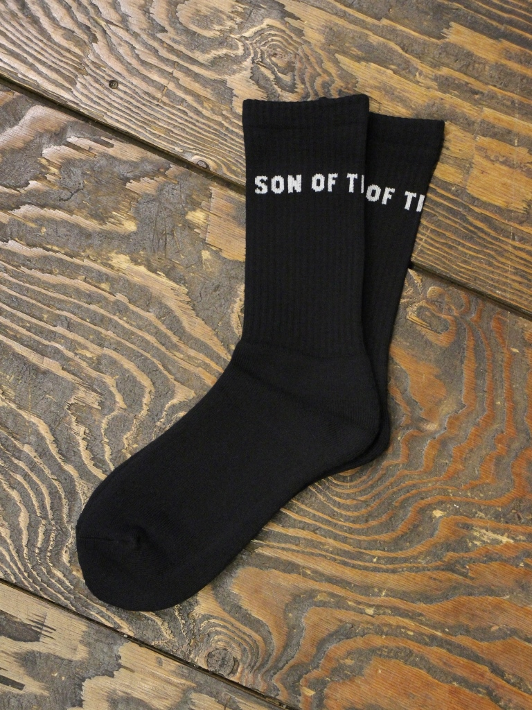 SON OF THE CHEESE  「POOL SOX SOLID」  ソックス