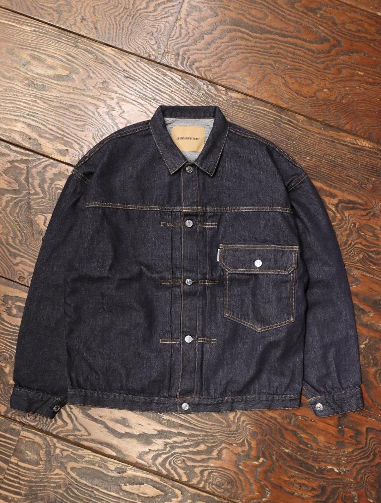 COOTIE  「1st Type Denim Jacket (1Wash) 」  1st タイプ デニムジャケット