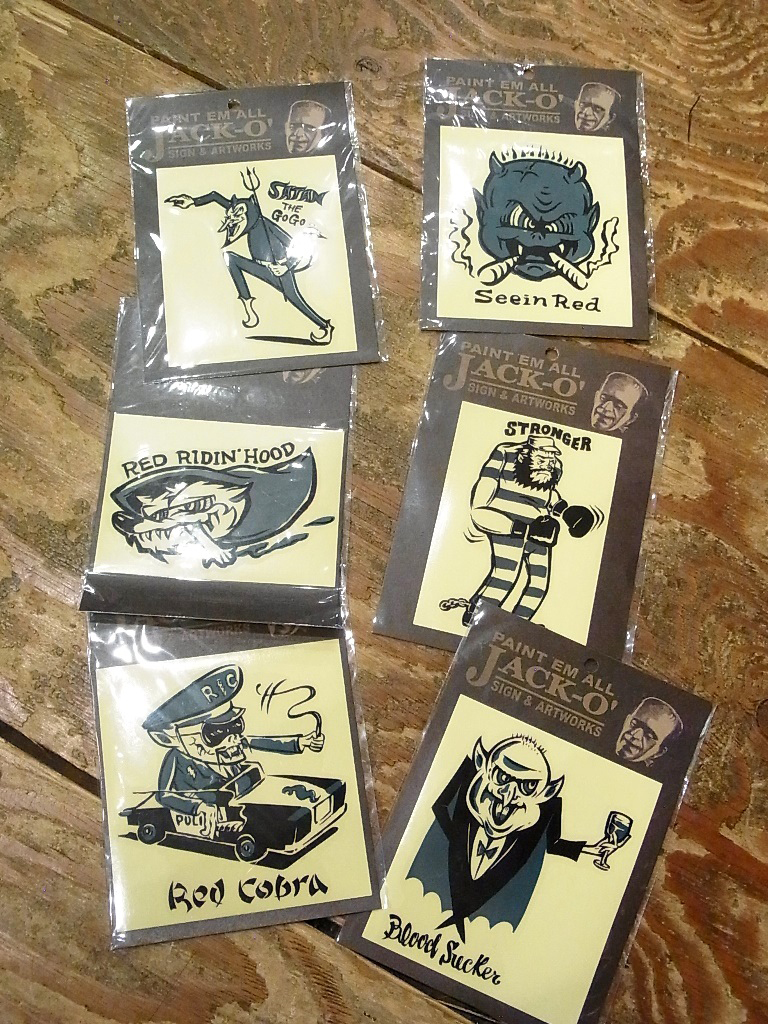 WZ LOWBROW COLLECTION  「Clear Sticker」  ステッカー