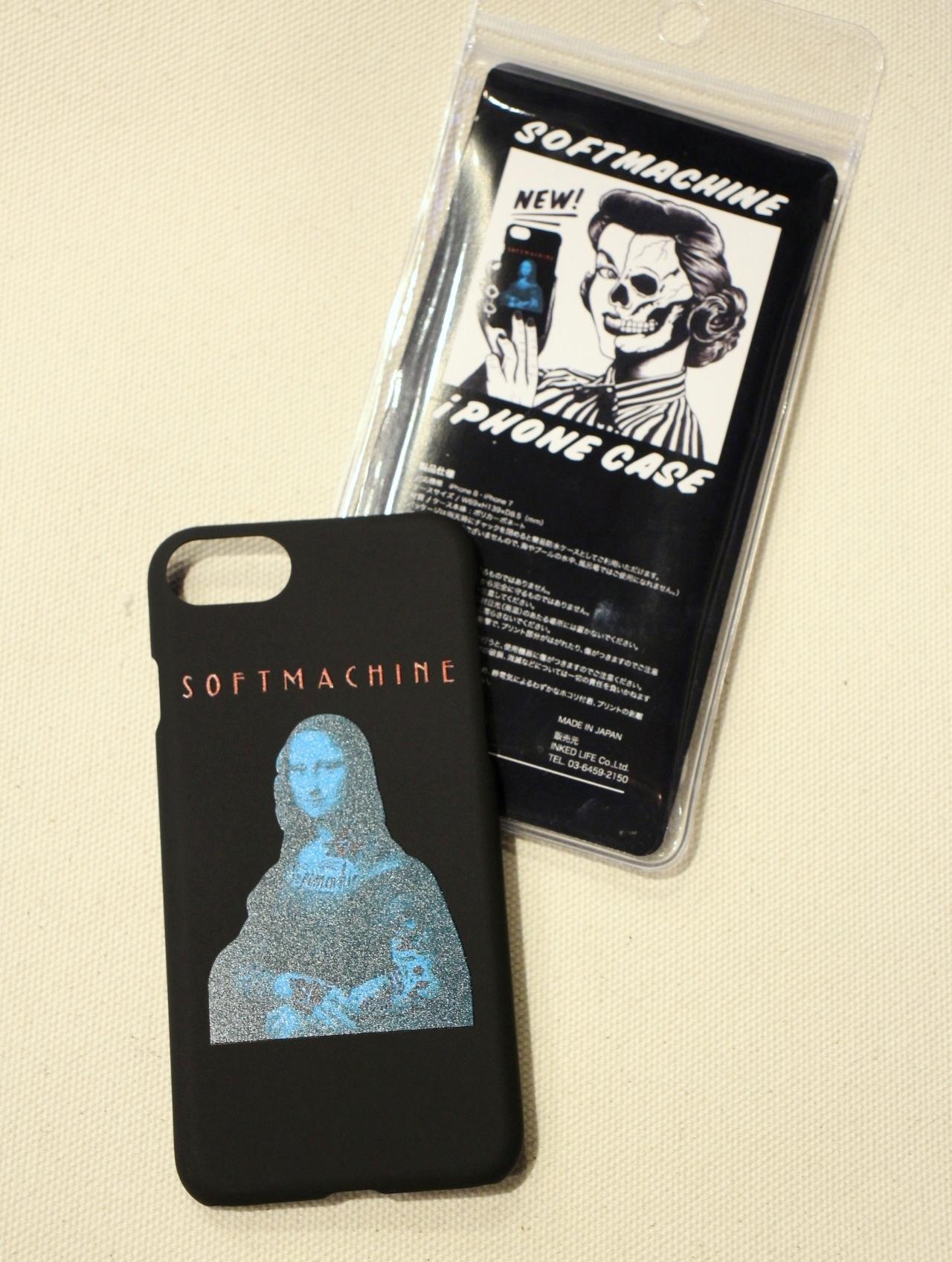 SOFTMACHINE   「JOCONDE iPhone CASE 7 & 8」 iPhone 7 & 8 ケース