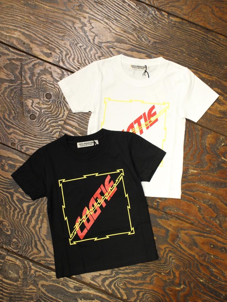 【FOR KIDS】 COOTIE  「Print S/S Tee KIDS」 キッズティーシャツ