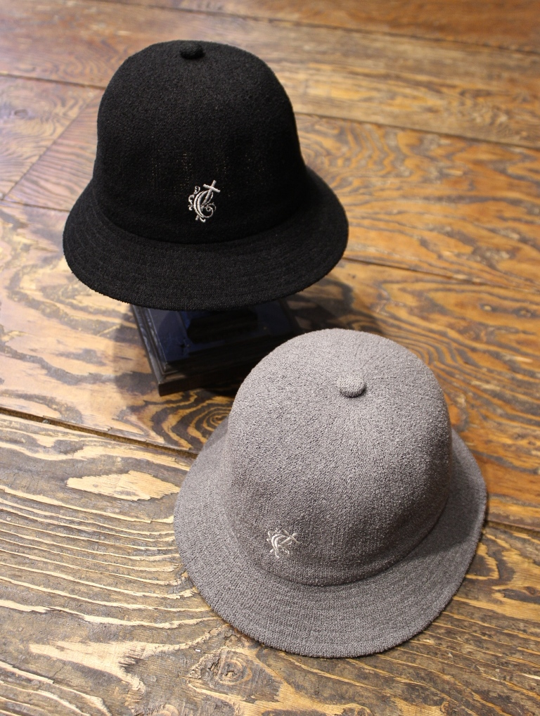COOTIE   「  Boucle Metro Hat 」  メトロハット