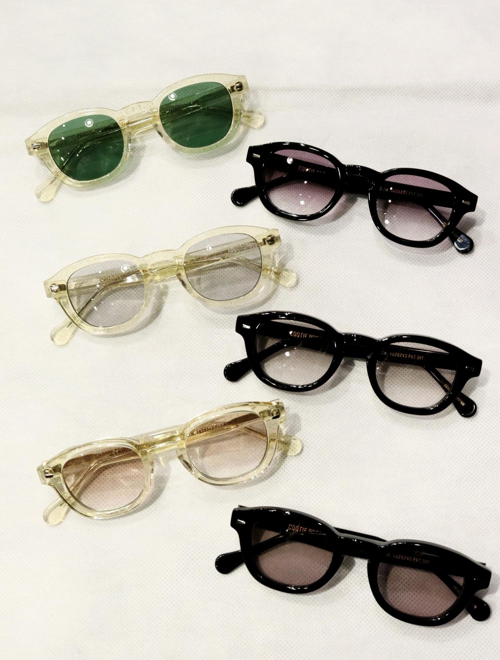 COOTIE    「 Raza Glasses 」 グラッシーズ
