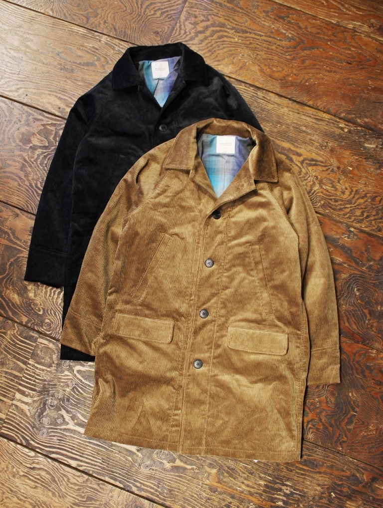 RADIALL   「ATLANTIC - SHOP COAT」   ショップコート